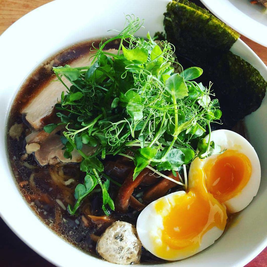 All Things Pork Ramen